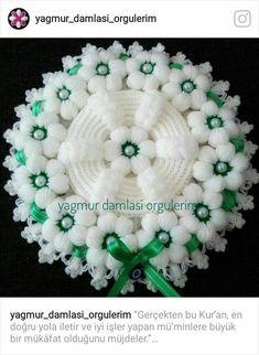 Crochet Sunflower, Crochet Flowers, Crochet Borders, Filet Crochet, Crochet Crafts, Crochet Projects, Ladoo Gopal, Crochet Flower Tutorial, Crochet World