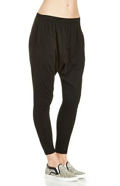 Cameo String Line Pants. Shop now at DailyLook!