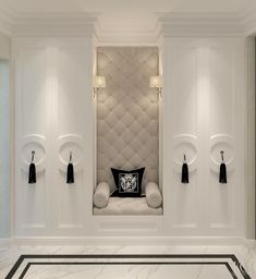 Master Closet Seating Cabinets 35 Ideas For 2019 Classic Interior, Home Interior Design, Interior And Exterior, Interior Decorating, Luxury Interior, Luxury Furniture, Furniture Design, Master Closet, Closet Bedroom