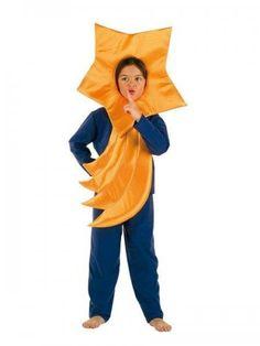 Disfraz de estrella navidad (2) 3 a 5 años Macaaaaa ¿te gusta este?