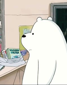 Today's Ice Bear (12)