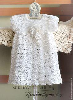 Baby Girl Crochet, Crochet Braids, Crochet Patterns, Baby Dresses, Knitting, Lace, Tops, Women, Fashion