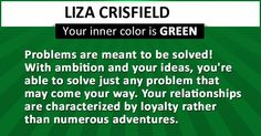 What is your inner color?
