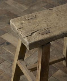 Shanxi Antique Stool from Lombok