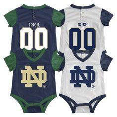 dd3caa597 for HIGHTS: target.com: Notre Dame Fighting Irish Newborn Body Suit $19.99  Notre