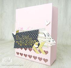 Leckereintüte Valentinstag Muttertag verpackungsidee verpackung stampin up mothersday valentinesday Mini treat bag