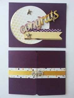 I found this on stampinup.com - Paper Pumpkin Alternate project ideas - contest winners