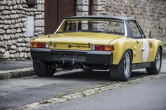 gentlecar: Porsche 914-6 GT