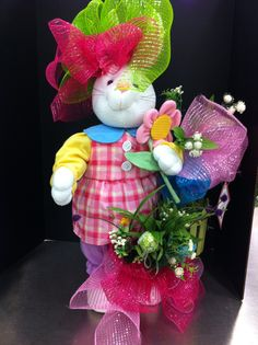 Miss Bunny with mesh by Ann
