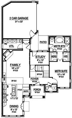 Plan 15891GE Second Floor Porch Porch Breakfast nooks and