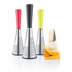 Spire cheese graters