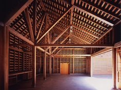 Equipment Shed   Charles Rose Architects   Archinect