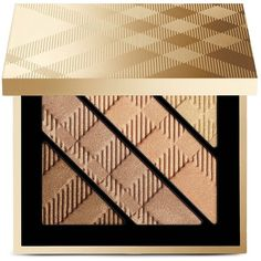 Burberry Eyes Festive 2016 Complete Eye Palette/0.19 oz (145 TND) ❤ liked on Polyvore featuring beauty products, makeup, eye makeup, eyeshadow, beauty, eyes, make, palette eyeshadow, burberry and burberry eyeshadow