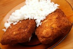 Rantott sajt Around The World Food, Hungarian Recipes, Hungarian Food, Cheese Fries, Fried Cheese, Love Eat, Diy Food, Banana Bread, Food And Drink