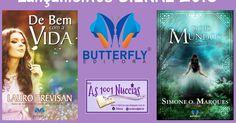 Blog As 1001 Nuccias - divulgação dos lançamentos da parceira Butterfly Editora…