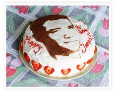 How To Make A Face Cake  #Food #Drink #Trusper #Tip