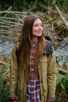 Penfield Mountain Parka - Available at Madewell (photo via http://withhearts.co/)