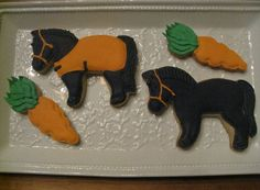 pony cookies- made by my mom