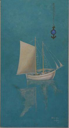 Spyros Vasileiou from Bellangelo Gallery
