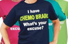 My husband wants this so he can wear it to chemo!