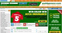 Agentia de pariuri online PaddyPower
