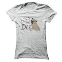 I Hug A Pug T Shirt, Hoodie, Sweatshirts - shirt outfit #style #T-Shirts