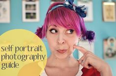 self portrait outfit photography guide . photography month - Shrimp Salad Circus