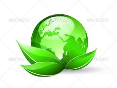 Glossy Earth Map Globe  #GraphicRiver         Vector illustration of Glossy Earth Map Globe with funky green leaves.  	 Zip file contains fully editable EPS8 vector file and high resolution RGB Jpeg image.     Created: 1February13 GraphicsFilesIncluded: JPGImage #VectorEPS Layered: No MinimumAdobeCSVersion: CS Tags: background #circle #clean #concept #conservation #design #earth #ecology #environment #environmental #globe #green #icon #illustration #land #leaf #lifestyle #map #nature…