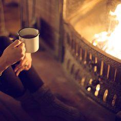 Kış ayında sıcacık kahveyle 2014'e bir mola!