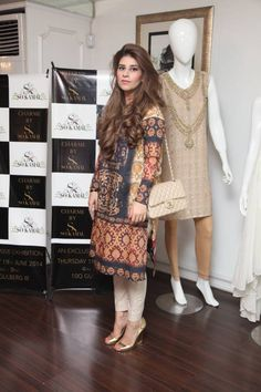 LOOK OF THE DAY: Mishal Asad