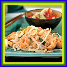 Shrimp Pad Thai Recipe - Digital Delivery - {49 Credits the Recipe Could be yours}