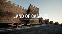 """Longboard Girls Crew """"Land of castles"""""""