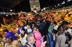 Mercado de la Boquería - El mercado más famoso de Barcelona