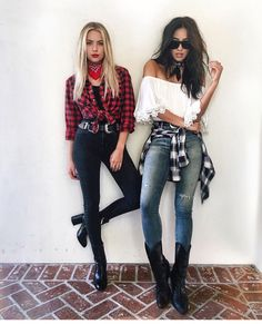 Love it... Bandanas guetto outfit. Hannah Marin. Emily fields. Cowboy