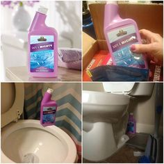 """New Safe & Mighty Toilet Bowl Cleaner has our customers raving (and their bowls gleaming)! """"WOW! WOW!"""" """"No headache or achy dry hands after cleaning today!"""" """"It cleans great and smells terrific!"""" """"I love the way it works on our hard water scale!"""" """"Worked perfectly! Makes me happy!"""" Tell us what you think of Safe & Mighty in the comments below."""