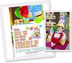 Elf On The Shelf - Birthday Tradition