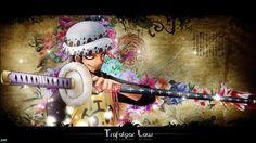 Manga One Piece Law