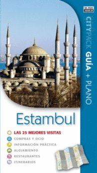 ESTAMBUL CITYPACK  las 25 mejores visitas. Guía turística con plano