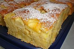 Apfelkuchen Großmutters Art (Rezept mit Bild) von Alea1972   Chefkoch.de