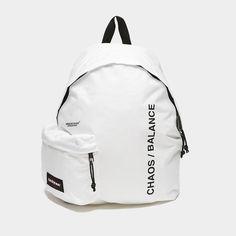 EASTPAK UNDERCOVER PADDED PAK'R® Handbags For Men, Tote Handbags, White Backpack, Marc Jacobs Handbag, Stylish Backpacks, Nylon Bag, Rucksack Backpack, Fashion Backpack, Bag Accessories