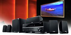 The Yamaha YHT-1810 home theater system is a great introduction to home theater. It offers a high-quality receiver, as well as speakers and a subwoofer. Check it out and buy at - https://www.ooberpad.com/collections/audio/products/yamaha-yht-1810