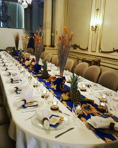 Wedding Locations California, Reception Decorations, Table Decorations, African Theme, Sweet Tables, Creation Deco, Deco Table, Wedding Suits, Dinner Table