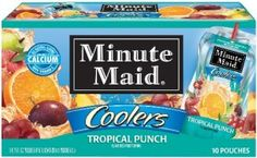 Deal: Minute Maid Coolers $0.97 at Walmart - Free Stuff Finder