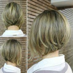 20 peinados cortos Chic para mujeres 2018 //  #2018 #Chic #Hairstyles #Short #Women