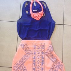 Bow Tank and Skirt