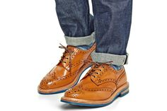 Manners End Tricker SS14 3 Got to have these.