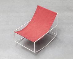 Le meilleur de Maison & Objet 2016 : Rocking chair, Muller van Severen (Valerie Objects)