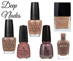 Best Nude Nail Polish for Light, Medium & Dark Skin Tones | eBay