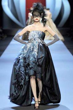 Florence Doré - Défilé Christian Dior Haute Couture Printemps/Été 2011