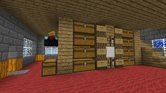Storage Room Insight Ideas and Examples Survival Mode Minecraft Discussion http://bit.ly/1Qf79GC http://bit.ly/1LpmCEO